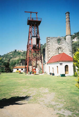 Sage Resources of Denver, Colo., conducts mining exploration and development through many of Mexico's richest fields.